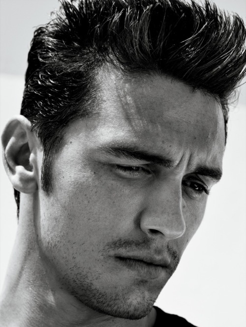 James Franco by Mikael Jansson
