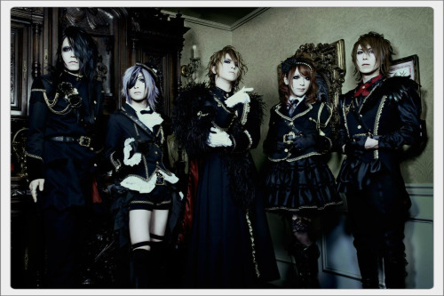 "Versailles New Single 「ROSE」 Release Date : 20/6/12 Regular : http://www.cdjapan.co.jp/detailview.html?KEY=WPCL-11123 Tracklist : Rose / 妖 -Ayakashi- / Love Will Be Born Again (Japanese Ver.) / THE RED CARPET DAY  Limited : http://www.cdjapan.co.jp/detailview.html?KEY=WPZL-30392 Tracklist : -Rose /  妖 -Ayakashi- / Love Will Be Born Again (Japanese Ver.) / THE RED CARPET DAY  -DVD Live Footage ~Versailles Holy Grail Grand Final 12/2/12~ including :     -Masquerade     -Judicial Noir     -Thanatos     -DRY ICE SCREAM [Remove Silence‼]     -Flowery     -Vampire     -Remember Forever - DVD of the ""History of Descendants of the Rose""  The Limited/Deluxe Edition is a Serial-Numbered Box, collector item !"