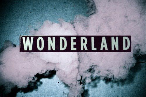 You´re my Wonderland *_*