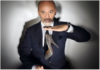 Christian Louboutin to design Cinderella-worthy glass slippers