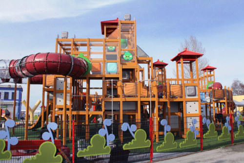 Angry Birds Theme Park soon to open in Finland  (via freshome)