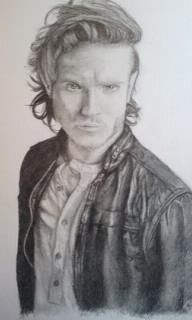 New draw of Dougie Poynter