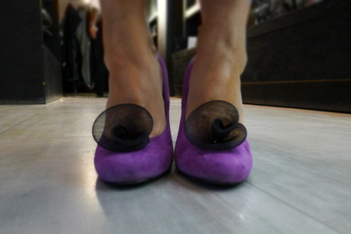 Accessorai your shoes with a pair of Flower Shoe Clips….Divine! http://www.shopangelesalmuna.com/marie-flower-shoe-clips/