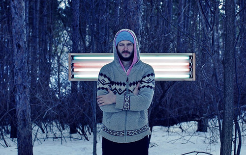 Justin Vernon is a bad ass.