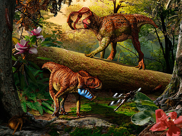 "Dinosaurs' flatulence influenced global warming, study suggestsIn a major new climate finding, researchers have calculated that dinosaur flatulence could have put enough methane into the atmosphere to warm the planet during the hot, wet Mesozoic era.Like gigantic, long-necked, prehistoric cows, sauropod dinosaurs roamed widely around the Earth 150 million years ago, scientists reported in the journal Current Biology on Monday.And just like big cows, their plant digestion was aided by methane-producing microbes.""Indeed, our calculations suggest that these dinosaurs could have produced more methane than all modern sources – both natural and man-made – put together,"" researcher Dave Wilkinson of Liverpool John Moores University said."