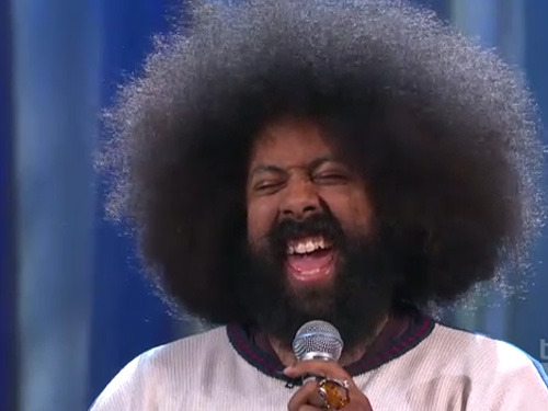 """Don't use drugs.  Unless you're really good at using drugs.""  -Reggie Watts, on G4's Attack of the Show"
