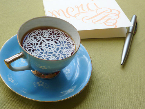 wickedclothes:  tealish:  I repeat, tea doilies. Made of sugar.  Please check out Wicked Clothes on Facebook and Tumblr!  waaaaaaaaaant!