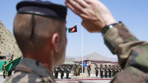 Who are America's NATO allies in Afghanistan?
