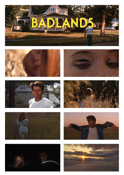 Badlands (1973) - Terrence Malick