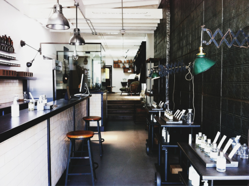 Shooting at Le Labo // Venice, CA.