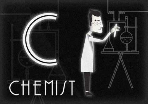 C is for Chemist
