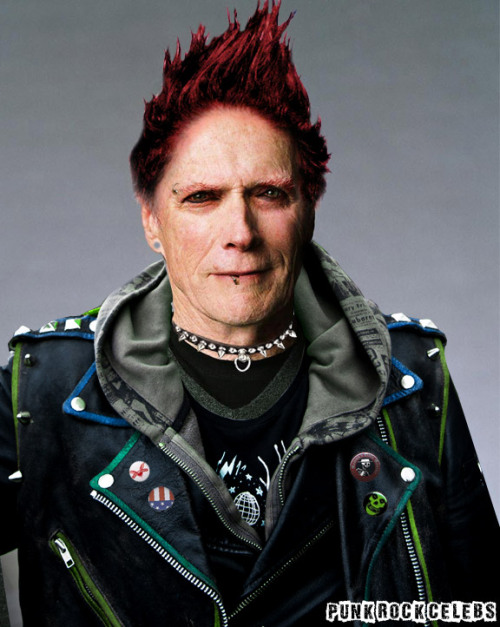 Punk Rock Clint Eastwood