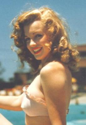 athelea:  Young Marilyn, before Hollywood. Still stunning