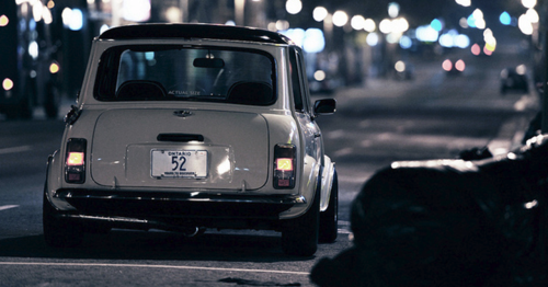 vs-design:  Mini by Night - Swap Honda B18C