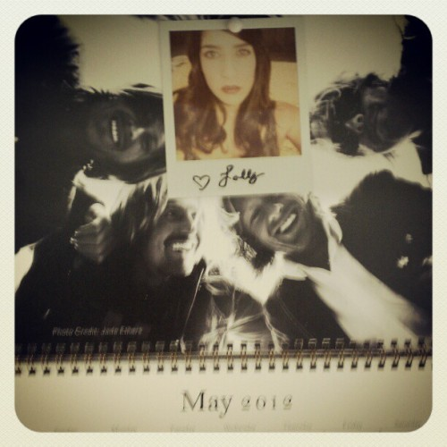 Now the month of May is perfect. (Taken with instagram)