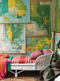 Wanderlust decoration