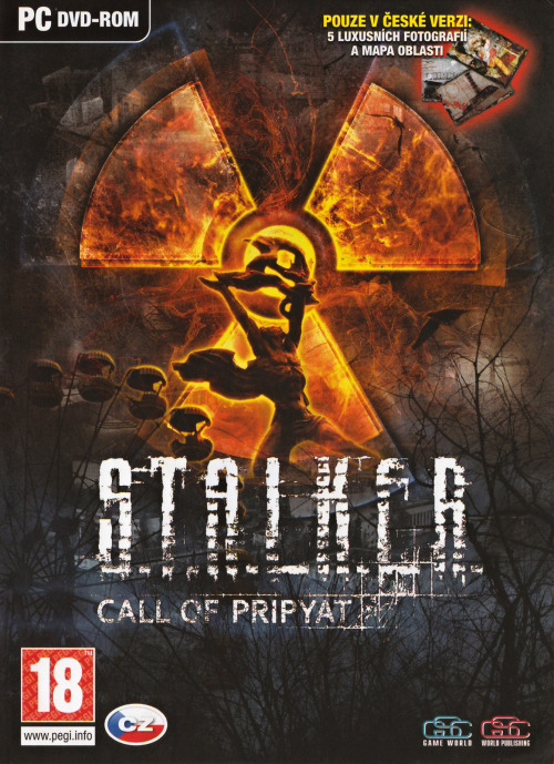 STALKER: Call of Pripyat.