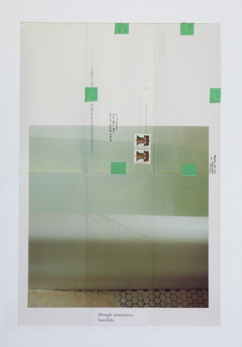 jennilee:  Moyra Davey at Murray Guy