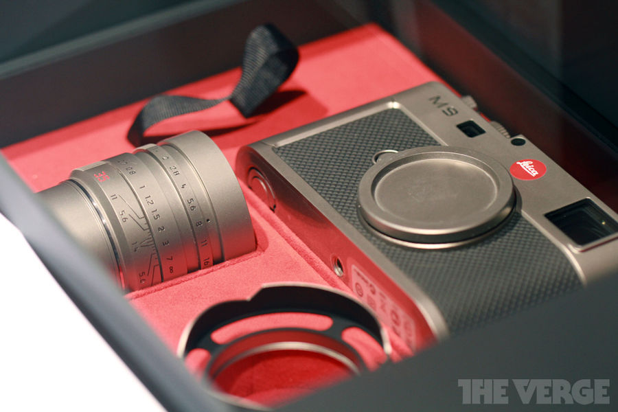 photojojo:  Leica opened their first store in the U.S. last week, and The Verge shot photos at the grand opening. We'd like to visit, but for fear of drooling all over the display cases, we'll admire from afar. Leica Opens First Store in the U.S. via Reddit