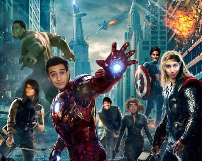If Brown YouTubers Were The Avengers Starring BrownManThinksBilalHabibWatermelonUmiHiMyNameIsNoorTehBhaveekBhaveshChauhan& ThisIsZakia Then of course, there's Sid…