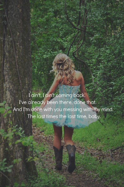 Been There Done That- Luke Bryan