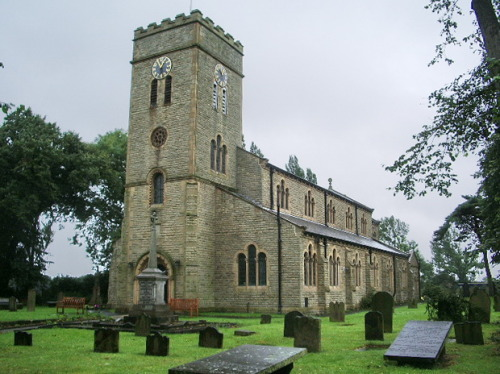 Newchurch Parish Church, Culcheth, Cheshire