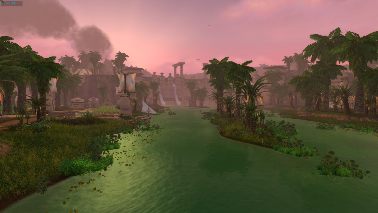 World of Warcraft - Uldum