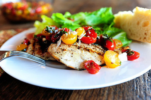 in-my-mouth:  Chicken Breast