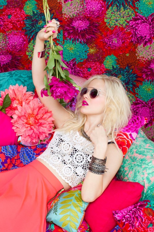 Lookbook: Nasty Gal May 2012 Hannah Holman by Paul Trapani.