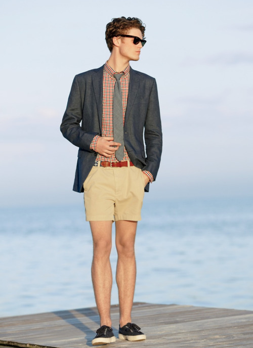 ivyrow:  ivyROW: Brooks Brothers Summer 2012