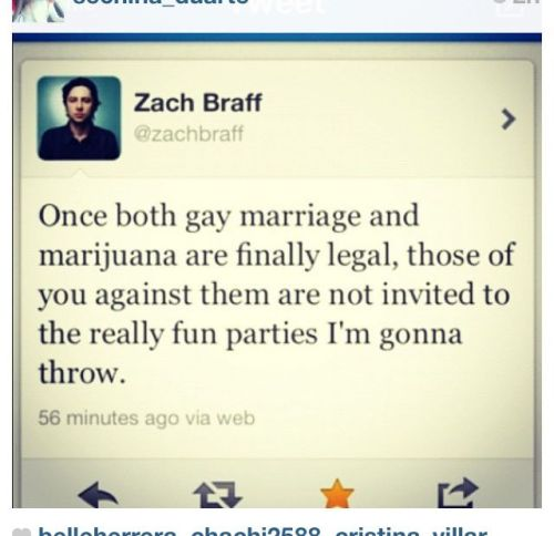 heyyohhhh:  whatsmakingyouhowl:  ohyestimelords:  Exactly.  Zach Braff, I love you  Perfect.