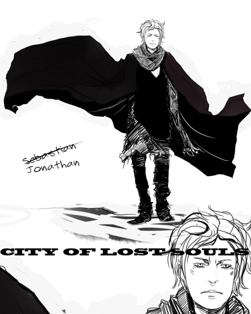 cassandrajp:  City of Lost Souls : Sebastian