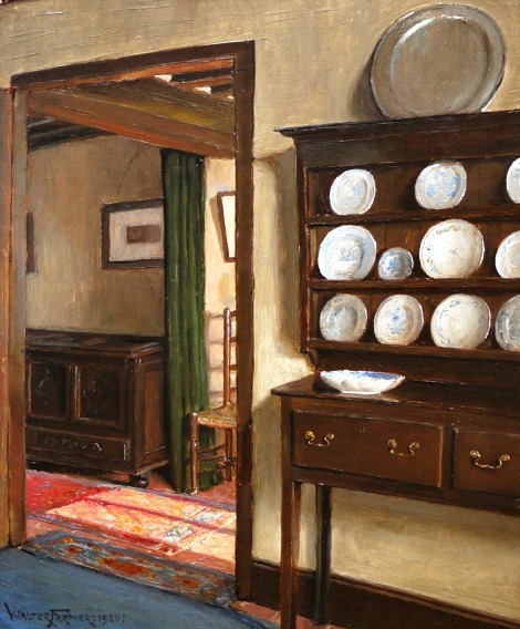 Walter Farmer Interior 1920