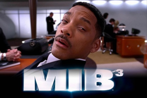 "Men in Black III - Out on the 25th of May ""Agent J travels in time to MIB's early years in the 1960s, to stop an alien from assassinating his friend Agent K and changing history."" IMDB Can't wait!"