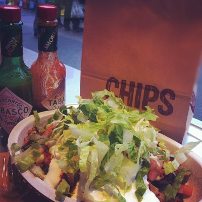 Much needed!!! :D #chipotle #food #grub  (Taken with Instagram at Chipotle Mexican Grill)