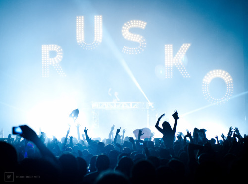 Rusko::Sigma::Zebo @Congress Theater