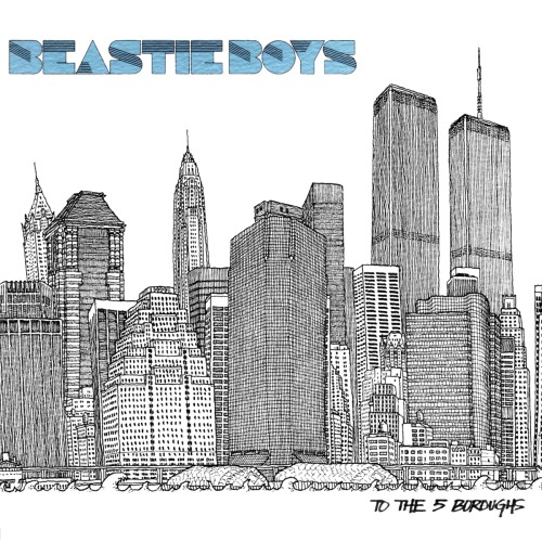 Beastie Boys - To the five boroughs (2004) Se lo debíamos, un homenaje humilde a MCA y su amor por Nueva York.