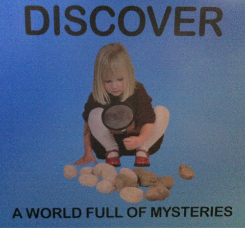 "wellthatsjustgreat:  ""Discover: A World Full Of Mysteries!"" World's greatest mystery solved… Yup. They're rocks. Ag  They aren't rocks. They are CLEARLY geodes.  (Disclaimer: I may or may not be obsessed with geodes and everything looks like geodes to me.)"