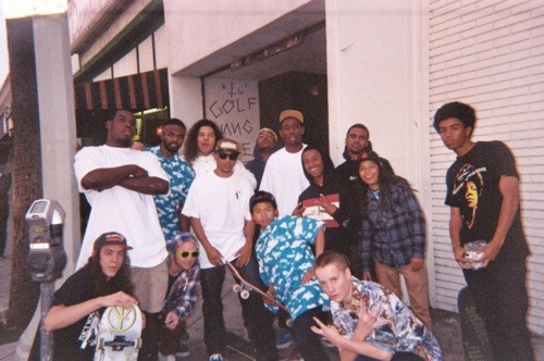 wolfinthecity:  odd future.