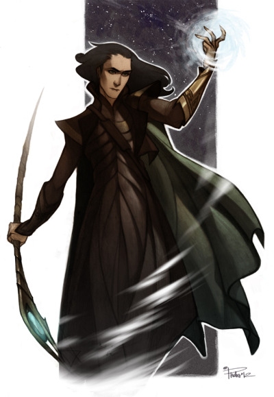 beyond-obscurity:  Lol Loki by *Phobs