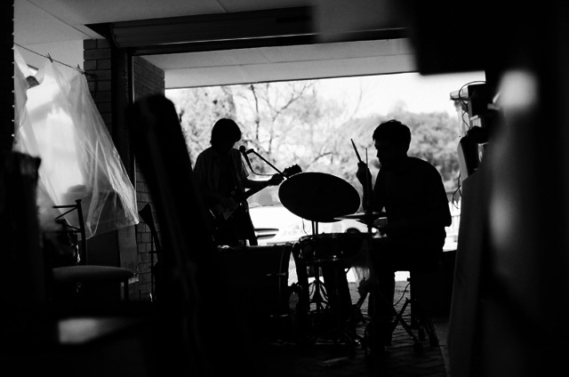 Garage Band, Perth, Australia