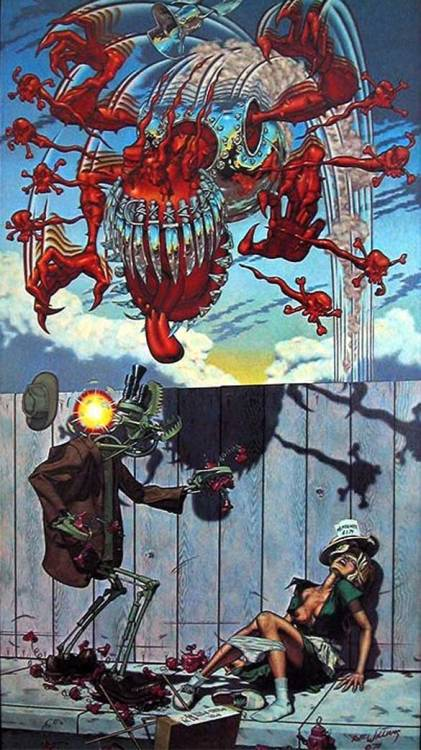Appetite for Destruction- Robert Williams