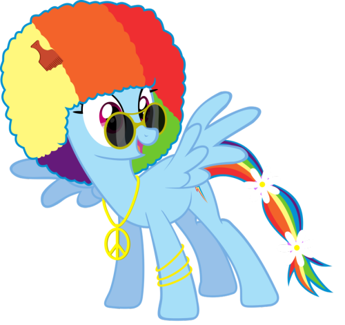 sturmpony:  Disco Dash by *UP1TER  Right on, soul pony!