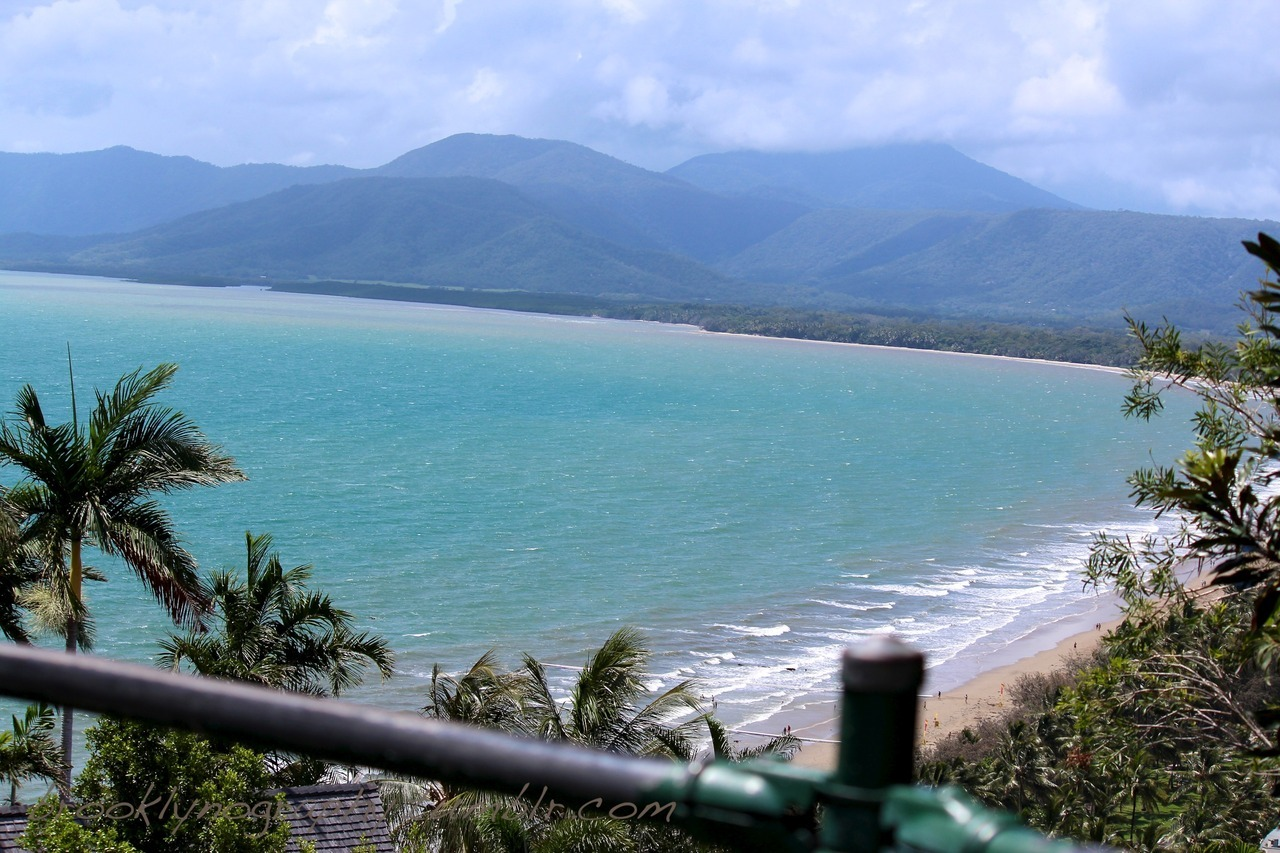 Not a very good photo, but I love Port Douglas :)