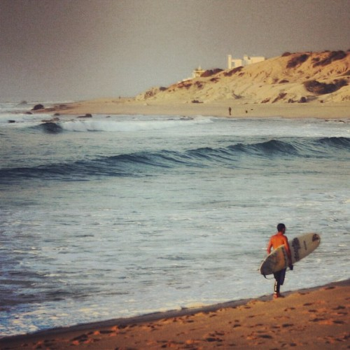 #surf #surfer #surfing at Shipwrecks #beach in #cabo #mexico (Taken with instagram)