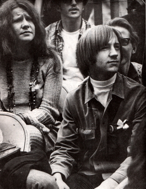 psychedelic-sixties:  Peter and Janis, Monterey Pop 1967