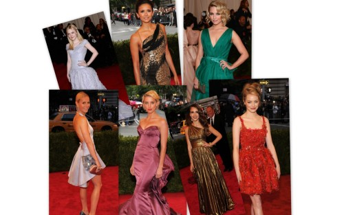 My best dressed ladies at the Met Gala tonight thus far.  Seriously, Amber Heard is just too darn gorgeous.  Emma Stone is always cute as a button. Which gals did you like?!