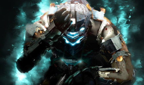 assorted-goodness:  EA confirms Dead Space 3 coming 2013  Electronic Arts has confirmed that a new Dead Space game will release early next year. (via: gamefreaksnz)  Giggidy Giggidy!
