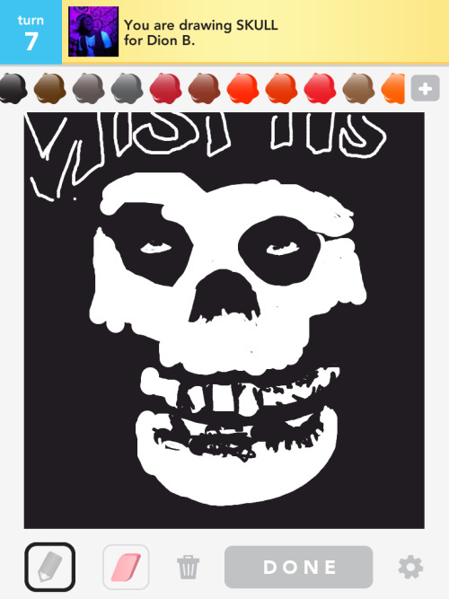 Draw Something - Misfits Reblog if you want to see more. Like and follow zildjianfighter!