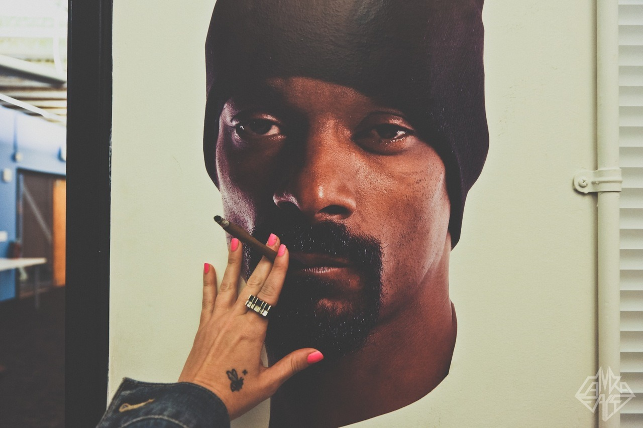 roll with me @SnoopDogg ;)